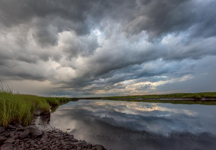 Storm, clouds, Newburyport, MA, New England, landscape, scenic, photo
