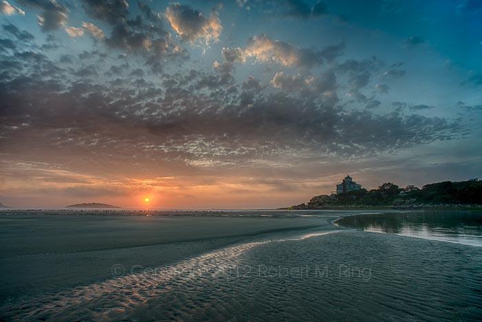 Gloucester, MA,Good Harbor Sunrise, beach, harbor, coast, HDR, New England, Massachusetts, photo