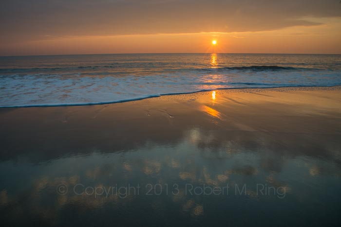 Beach,Salisbury,Sunrise, new england, Massachusetts, ocean, sand, sun, photo