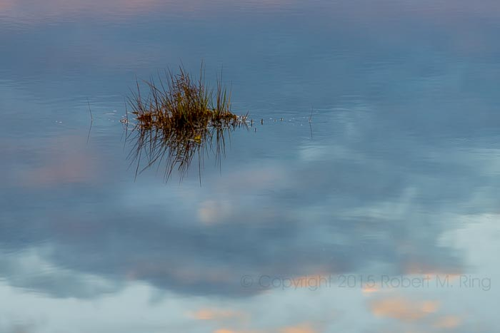 Clouds,PRNWR, October, reflection, photo